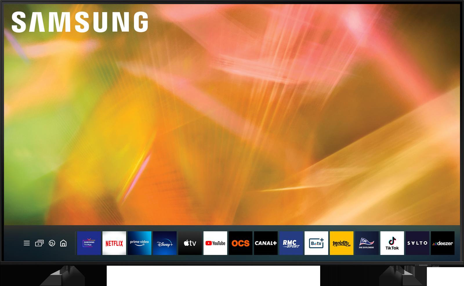 SAMSUNG UE50AU8075UXXC - Téléviseur LED