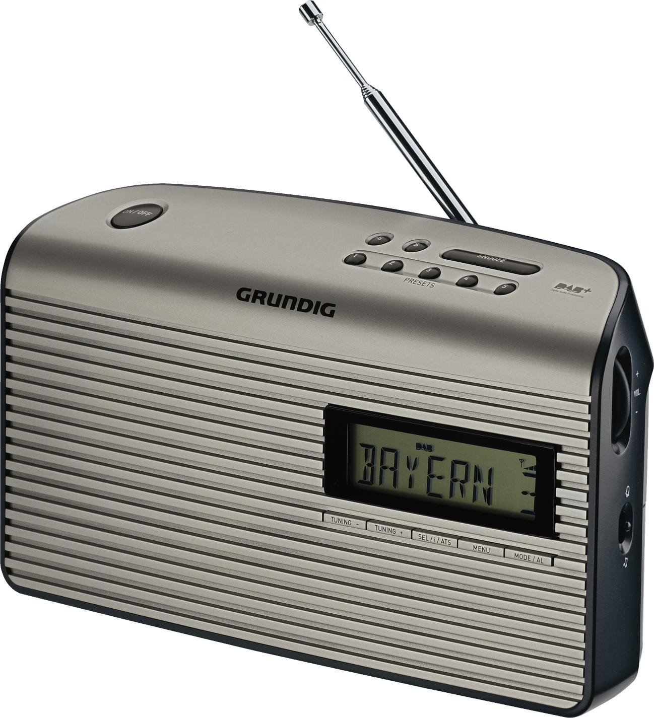 GRUNDIG MUSICBP7000DABB - Radio