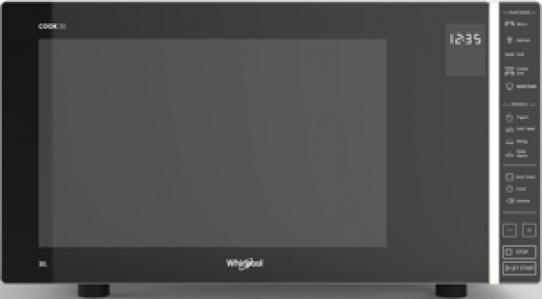 WHIRLPOOL MWP303SB - Micro-ondes