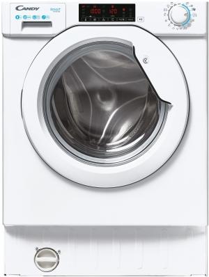 CANDY CBW48TWME-S - Lave-linge séchant intégrable