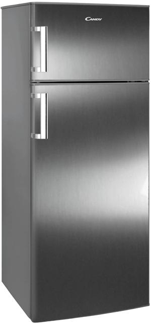 CANDY CCDS6172FXH - Réfrigérateur 2 portes