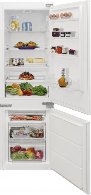 CANDY BCBS174TT/N - Réfrigérateur combiné intégrable