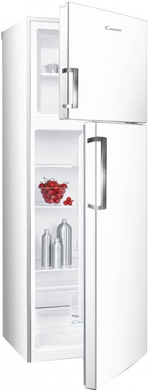 CANDY CCDS6172FWHN - Réfrigérateur 2 portes