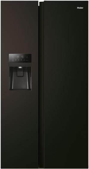 HAIER HSR3918FIPB - Réfrigérateur américain