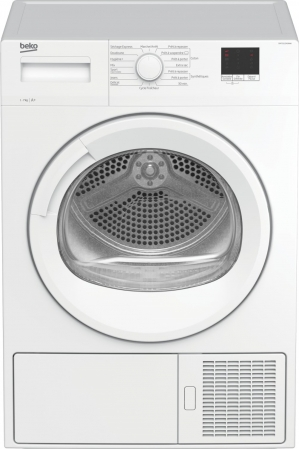 BEKO DM7512GA0WW - Sèche-linge pompe à chaleur