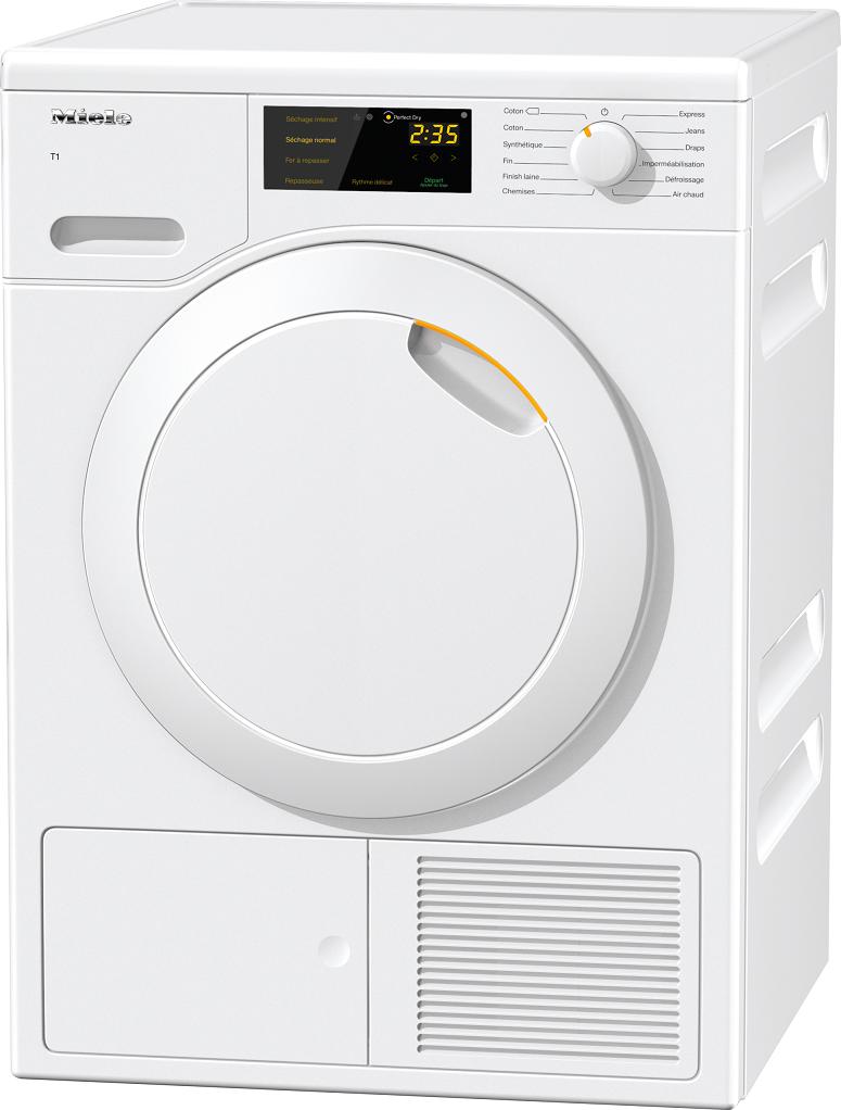 MIELE TCB140WP - Sèche-linge pompe à chaleur