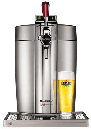 KRUPS VB700E00 - Pompe à bière