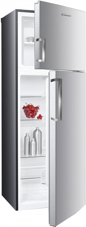 CANDY CCDS6172FXHN - Réfrigérateur 2 portes