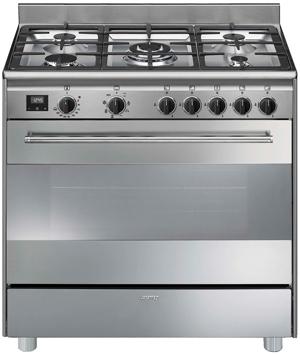 SMEG BG91CTX9-1 - Centre de cuisson