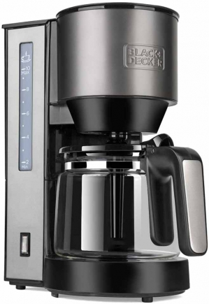 BLACK+DECKER BXCO870E - Cafetière