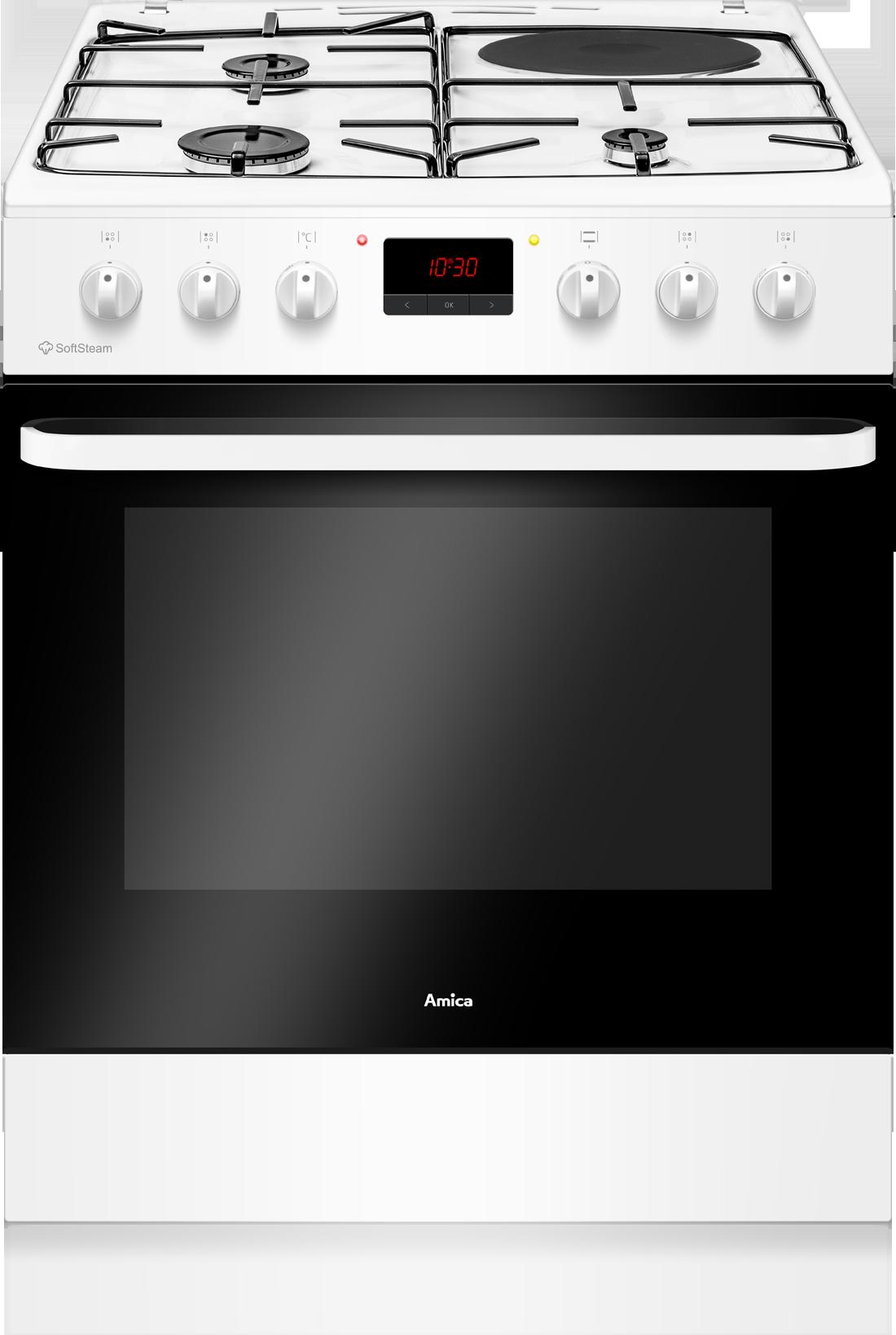 AMICA ACM7035VB - Cuisinière