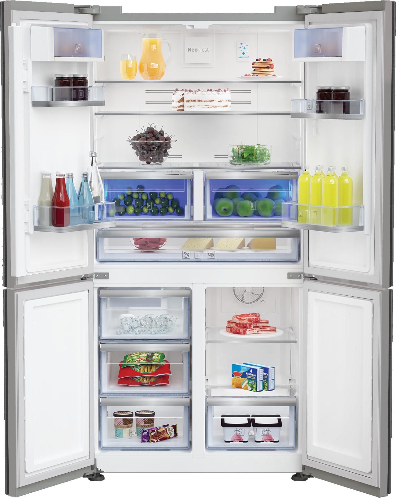 BEKO GN1426230DZXPN - Réfrigérateur multi-portes