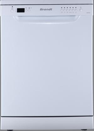 BRANDT DFP127ADW - Lave-vaisselle 60 cm