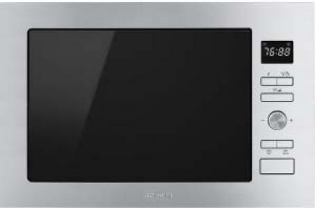 SMEG FMI425X - Micro-ondes gril