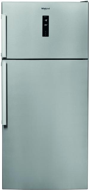 WHIRLPOOL W84TE72X2 - Réfrigérateur 2 portes