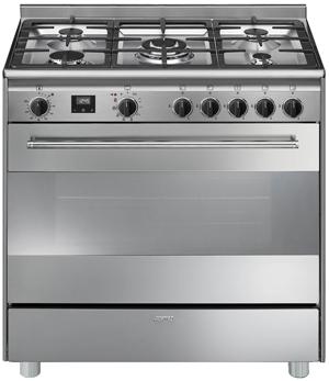 SMEG BG91PX9-1 - Centre de cuisson