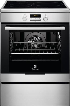 ELECTROLUX EKI6771TOX - Cuisinière induction