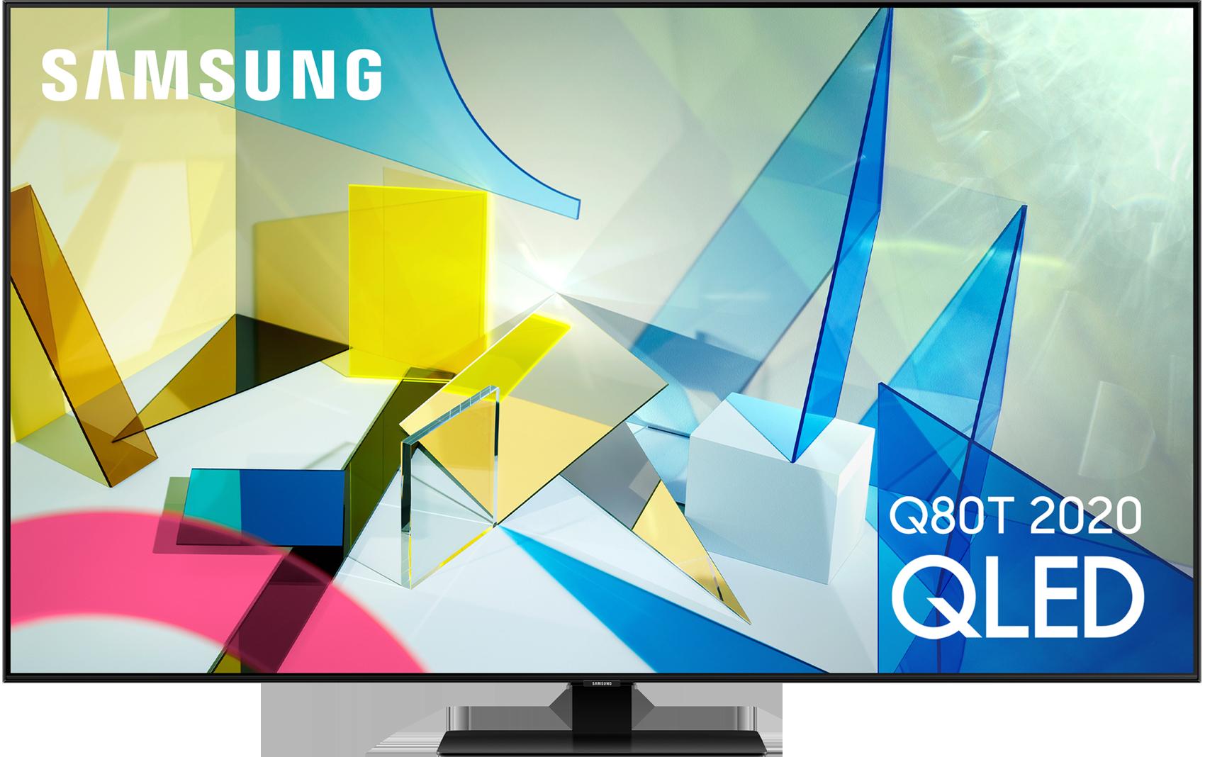 SAMSUNG QE55Q80TATXXC - TELEVISEUR QLED